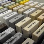 Corian Colour Choices
