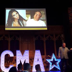 Mark Schaefer at CMA Live 2017