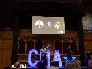 Col and Ross at CMA Live 2017