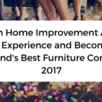 Scottish Home Improvement Awards: Our Experience and Becoming Scotland's Best Furniture Company 2017